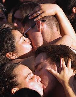 Los Tipos besos según el Kamasutra