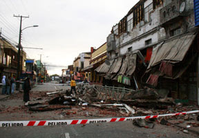 Zona central de Chile podría sufrir otro terremoto sobre magnitud 8