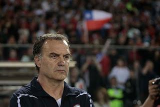 Marcelo Bielsa renunció a la selección chilena