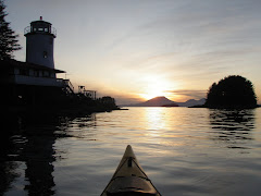 Kayaking Sitka Sound