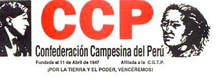 Confederación Campesina del Perú