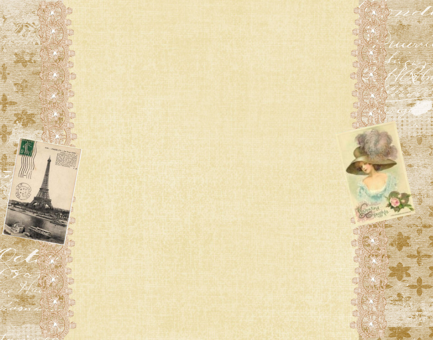shabby lane shops free blog backgrounds: parisbunny, Modern powerpoint