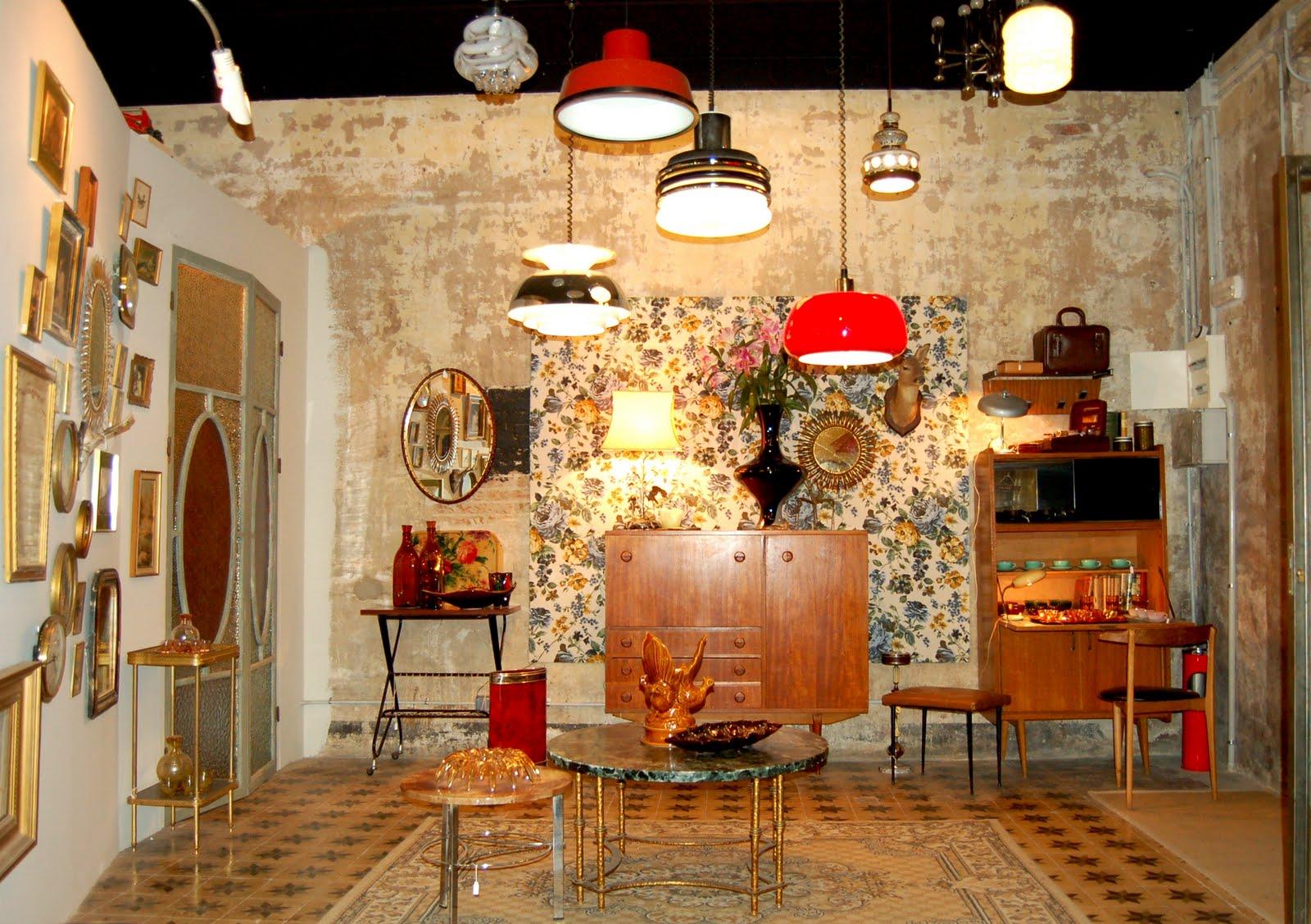 Decoracion Vintage Tienda. Perfect Tienda Decoracin Vintage With ...