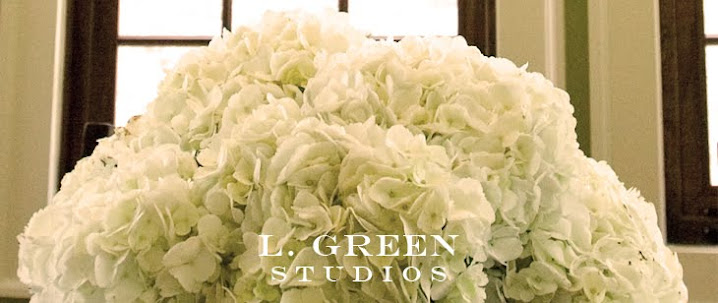 L. Green Studios, LLC  Blog