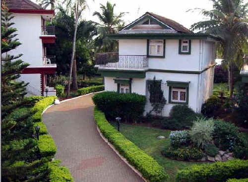 Beach resort in goa are