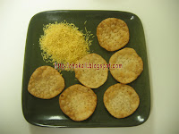 sev batata puri recipe, recipe for sev batata puri, shev batata puri recipe, sev puri recipe, chaat recipe, chat recipe, tangy food recipe, dahi sev puri recipe, street food recipe, mumbai street food, bombay street food