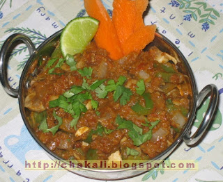 Paneer Kadhai, Mushroom Kadai, Karhai recipe, Indian Exotic Food, Indian Spices, North Indian Food, Mushroom Curry recipe, Low Carbs Recipe