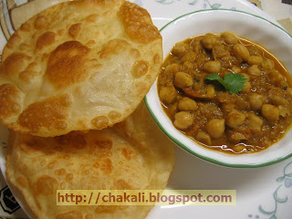 bhature recipe, chole bhature recipe, bhatura recipe, punjabi bhature, punjabi chole bhature recipe, mouthwatering recipe