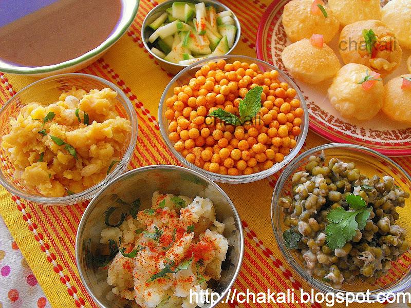 Stuffing for pani puri golgappa mumbais chaat food forumfinder Choice Image