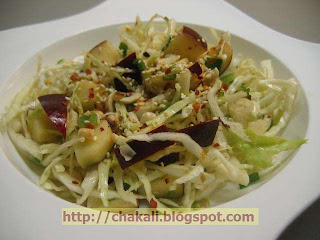 chinese salad, cabbage sala, Chinese Cabbage  Salad, healthy recipe, healthy salad recipe, weight target