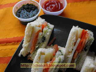 vegetable sandwich recipe, veg sandwich, vegetarian recipe, veggie recipe, indian grocery, sandwich recipi, veg recipe, low calorie recipe