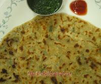 Aloo Paratha, alu paratha, parotha recipe