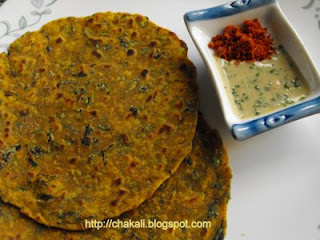 Methi, Fenugreek Recipe, Gujarati Recipes, Paratha, Methi paratha