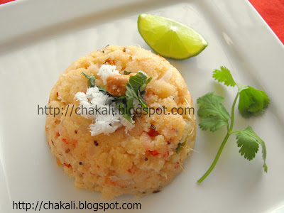 upma, rava upma, upma recipe, Indian breakfast recipe, healthy breakfast, poha, vermicelli upma