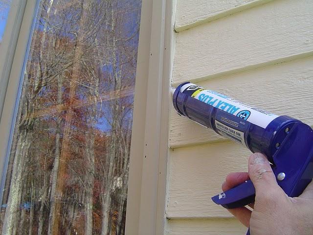 Home improvement design november 2010home improvement design - How to caulk exterior window trim ...