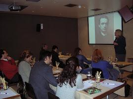 Rudolf Steiner el autor de Agriculture donde expone los principios de la BIODINAMICA