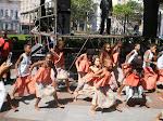 Apresentação Revolta de búzios Praça da Piedade(12/08/2010