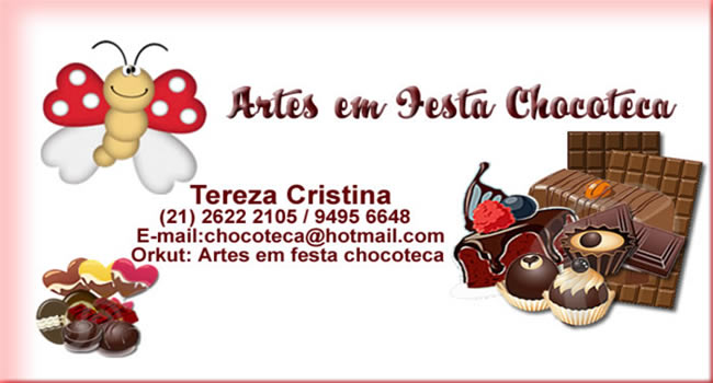 Artes em Festa Chocoteca