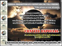 IPR de Vila Freida