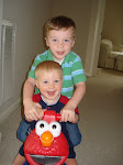My Precious Grandsons...Gehrig and Colin Gesch