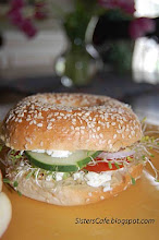 Amazing Veggie Sandwich