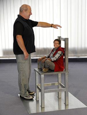 Iluzia scaunului - explicatie - 1