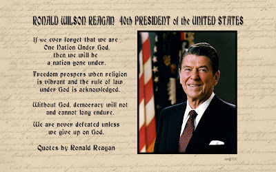 Ronald Reagan-click to enlarge