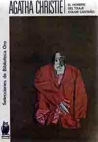 El Hombre del Traje de Color Castaño - Agatha Christie