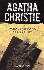 Pasajero de Fráncfort - Agatha Christie