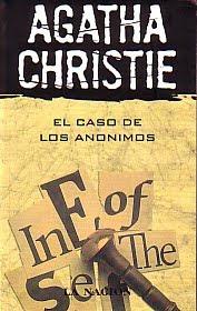 El Caso de los Anónimos - Agatha Christie