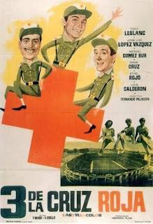 3 de la Cruz Roja