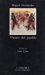 Viento del Pueblo - Miguel Hernández