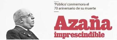 Azaña Imprescindible - Público