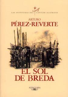 El Sol de Breda - Arturo Pérez-Reverte