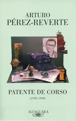 Patente de Corso - Arturo Pérez-Reverte