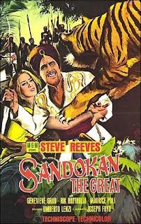 Sandokan, el Magnífico