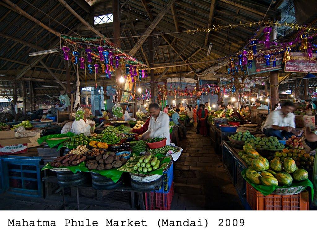 Phule Market (Mahatma Phule Mandai)
