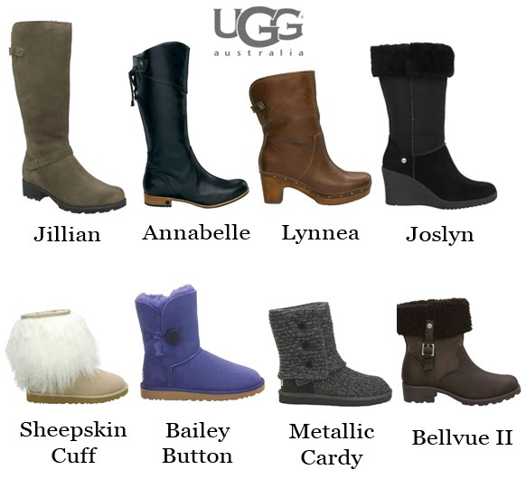 Authentic UGG Australia Sheepskin Boots sold at Sidestreet Boutique.
