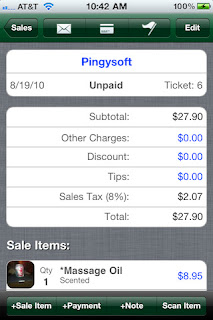 Ring It Up Pro IPA App Version 4.0