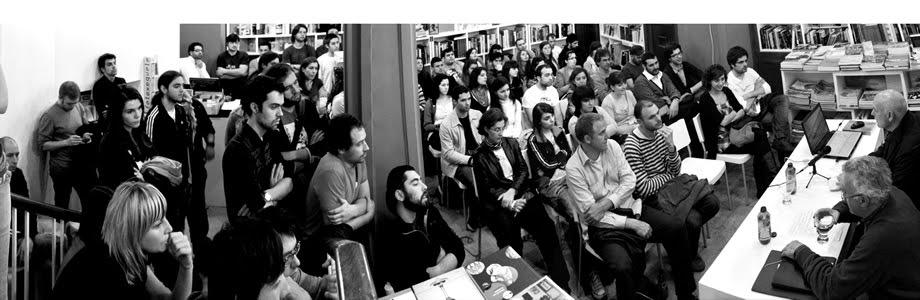 intemción: Programa cultural da Librería Formatos. A Coruña