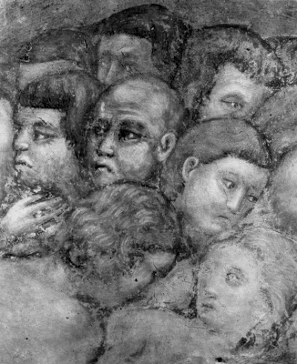 CAVALLINI, Pietro Last judgment 1290s