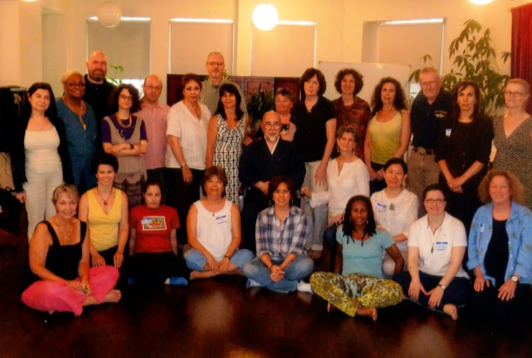 2010 Komyo Reiki Shinpiden Training