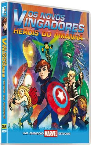 Os Novos Vingadores   – Os Heróis do Futuro  – Dublado – 2008