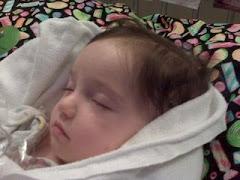 Cici Resting Nov. 24, 2008