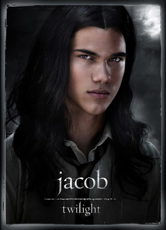Jacob Twilight Taylor Lautner