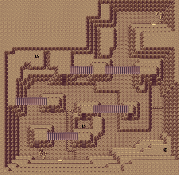 Wenz Arena Victory Road Hoenn Maps