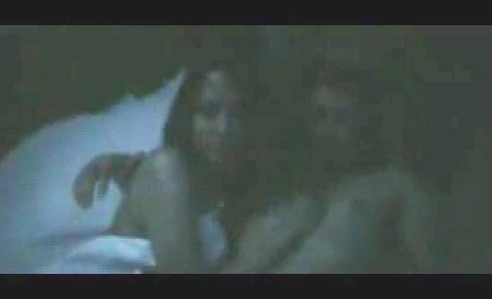 kimber james porn alone