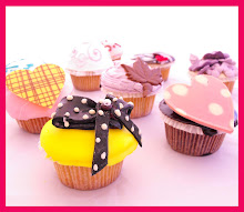 "AGATHA RUIZ DE LA PRADA DESIGNS CUPCAKES FOR ""MALLORCA"" in TELVA project!!"