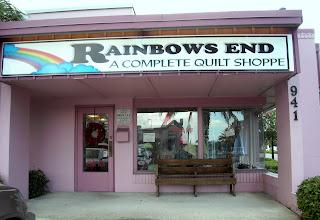 Patchwork Pie: Florida Quilt Shops: Rainbow's End : tampa quilt shops - Adamdwight.com