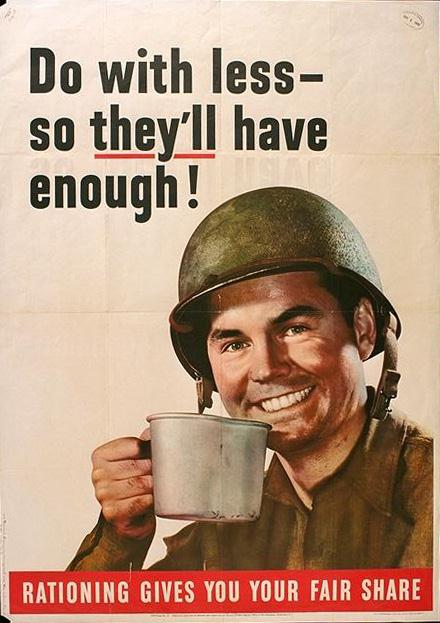Propoganda posters during the Second World War. AMAZING.
